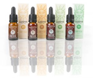 Azoth CBD Products