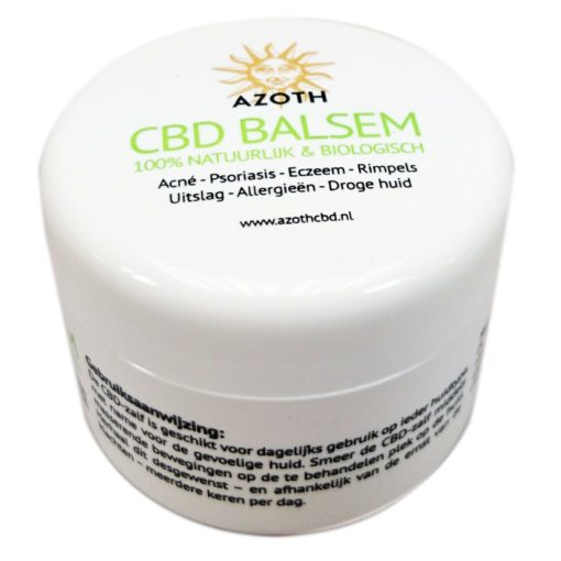 CBD Creme Balsem Zalf Hemp Sea Body Lotion